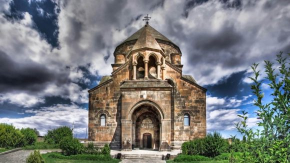 CHRISTIANITY GOES BEYOND THE HISTORY OF ARMENIA