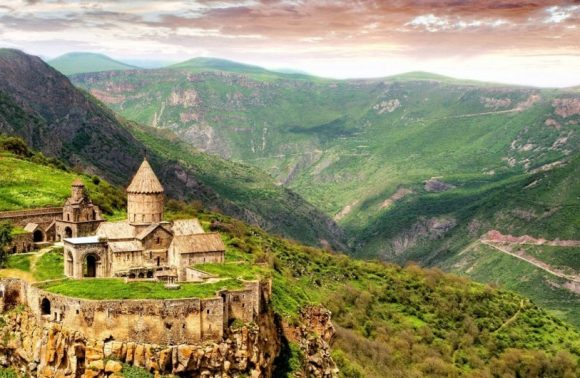 Summer tour to Armenia