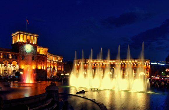 Армения — Грузия. Бюджетный тур