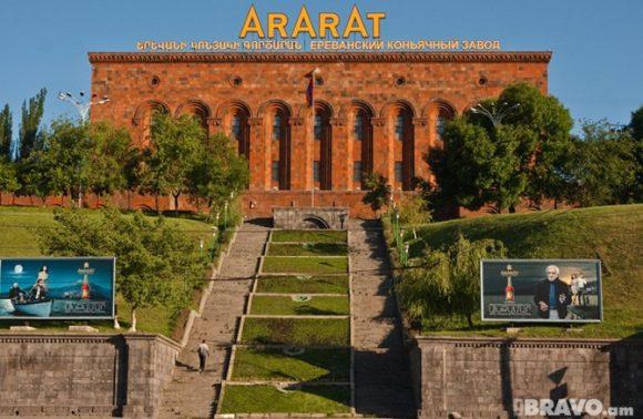 Armenia-Georgia, Wine tour