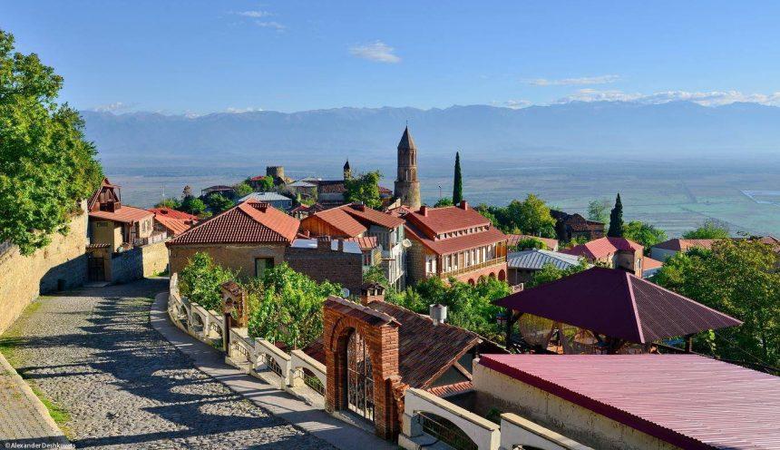 Короткая прогулка по Армении