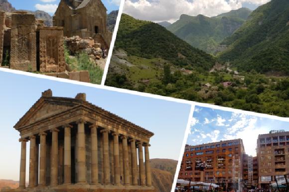 Сказочная Армения