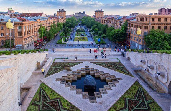 Праздники в Армении.