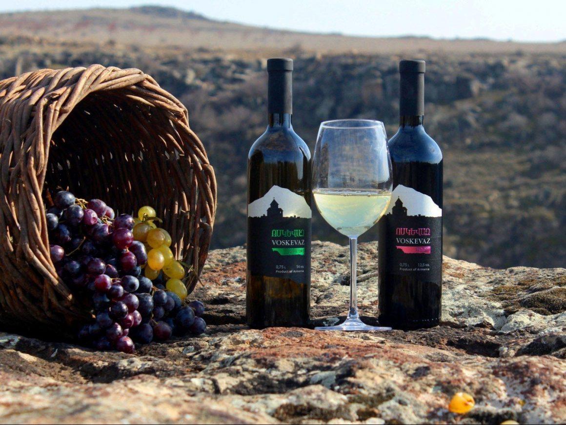 Винный тур в Армению