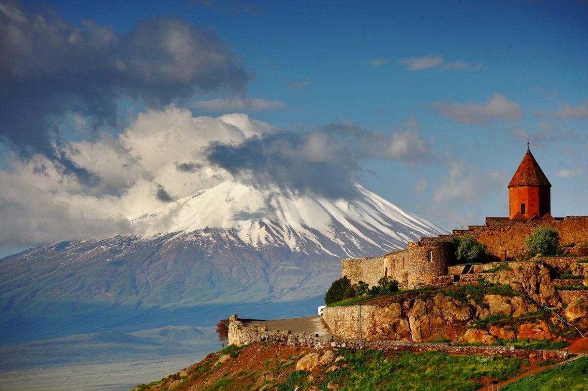 Выходные в Армении