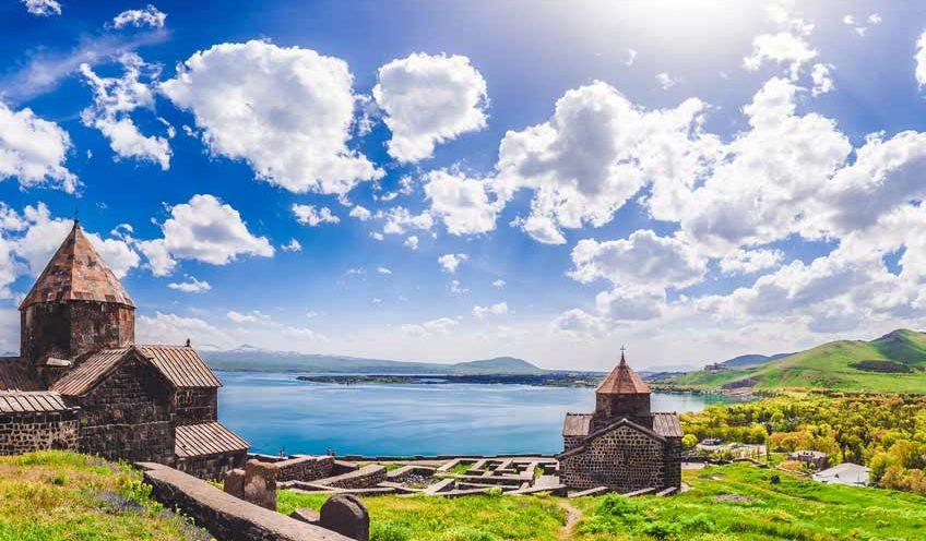 Туры на озеро Севан