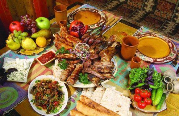 Гастрономический тур в Армению