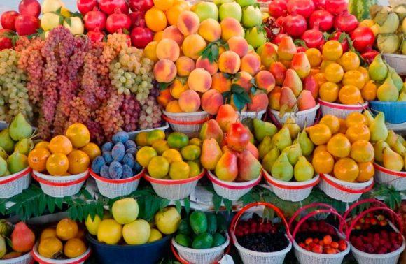 Страна фруктов