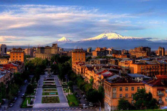 Армения — 3  дня