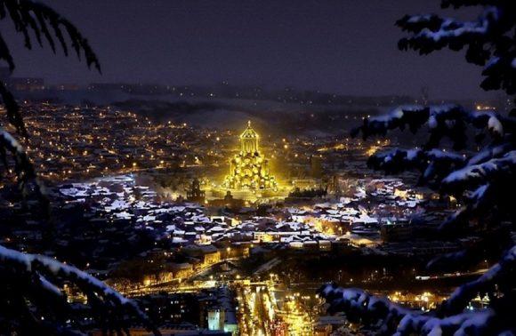 NewYear in Tbilisi