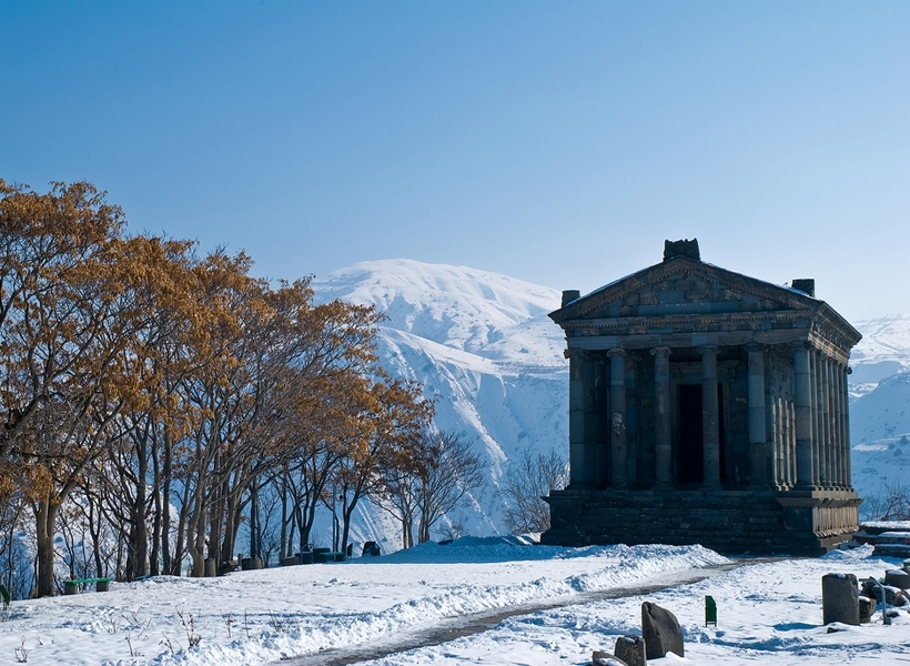 Ереван-Гарни-Гегард-Ереван