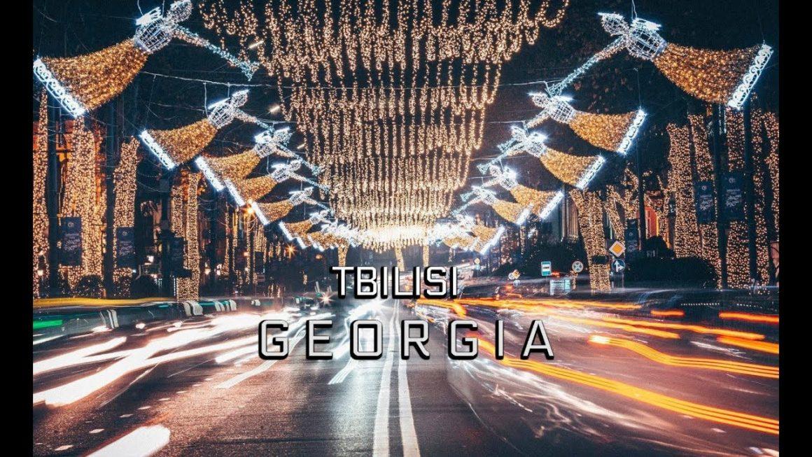 Новый год в Тбилиси