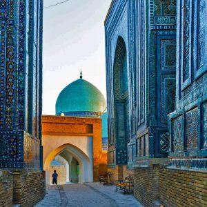 Путешествие по солнечному Узбекистану